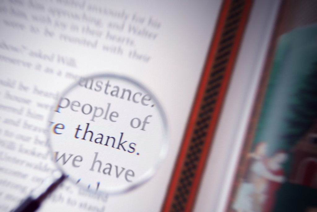 文字の強調に蛍光ペンのようなデザインを使う方法