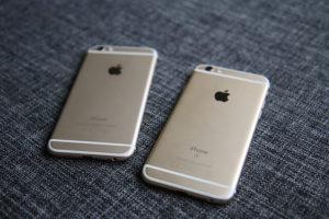 iPhone6sの場合