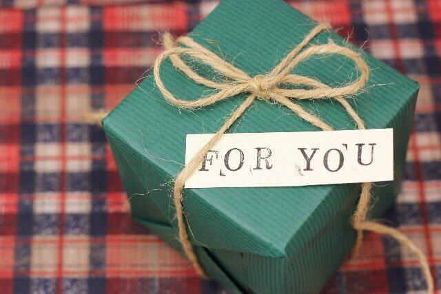子供へのプレゼント
