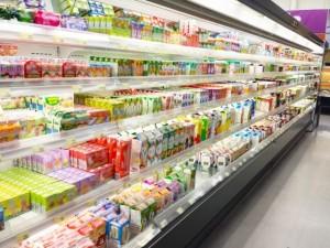 スーパーマーケットなどに買い物に行けない