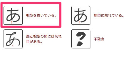 平成丸ゴシック_あ