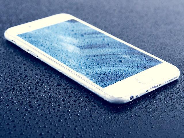 iphone水没時の対処法方