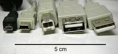 USBの種類