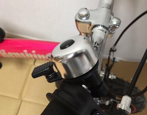 へんしんバイクのベル